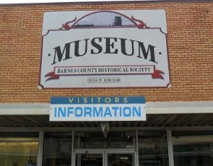 Barnes County Museum