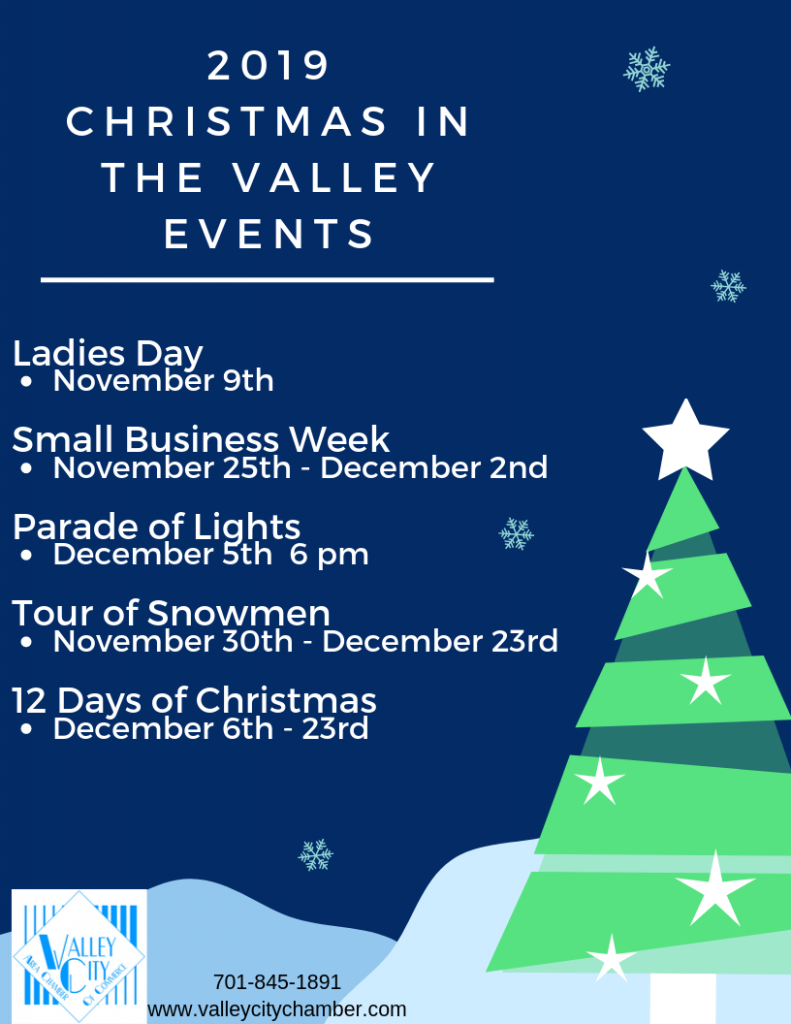 Christmas in the Valley 2019