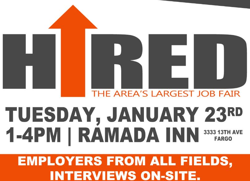 HIRED Job Fair