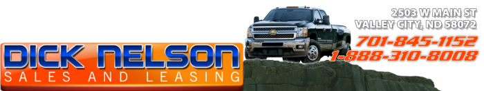 Dick Nelson Sales Leasing
